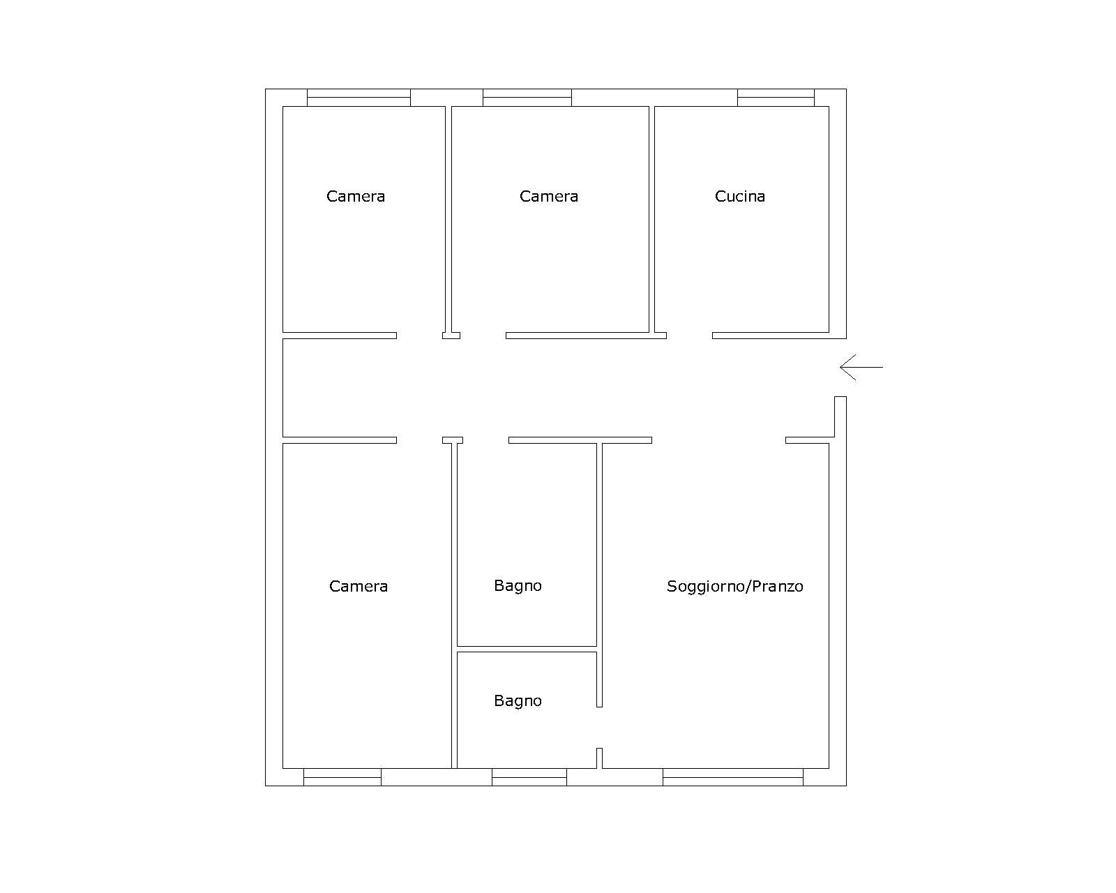 Fine Lavori Cila Roma frazionare appartamento roma: come dividere o unire casa